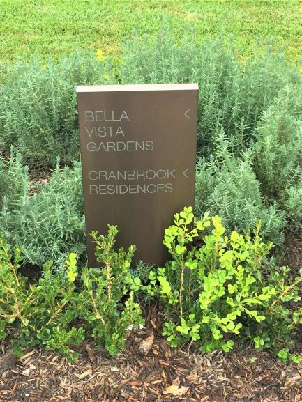 Bella Vista Gardens Directories NSW