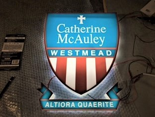 Catherine McAuley LED & Backlit NSW