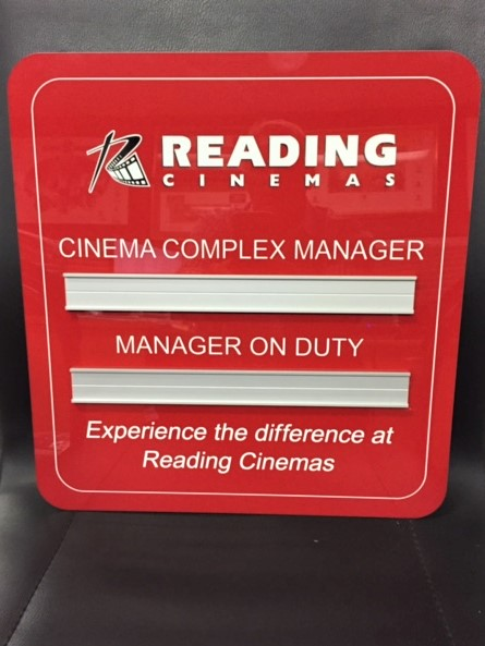 Reading Cinemas Directories NSW