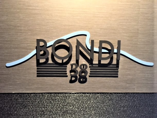 Bondi 38 Reception Signage NSW