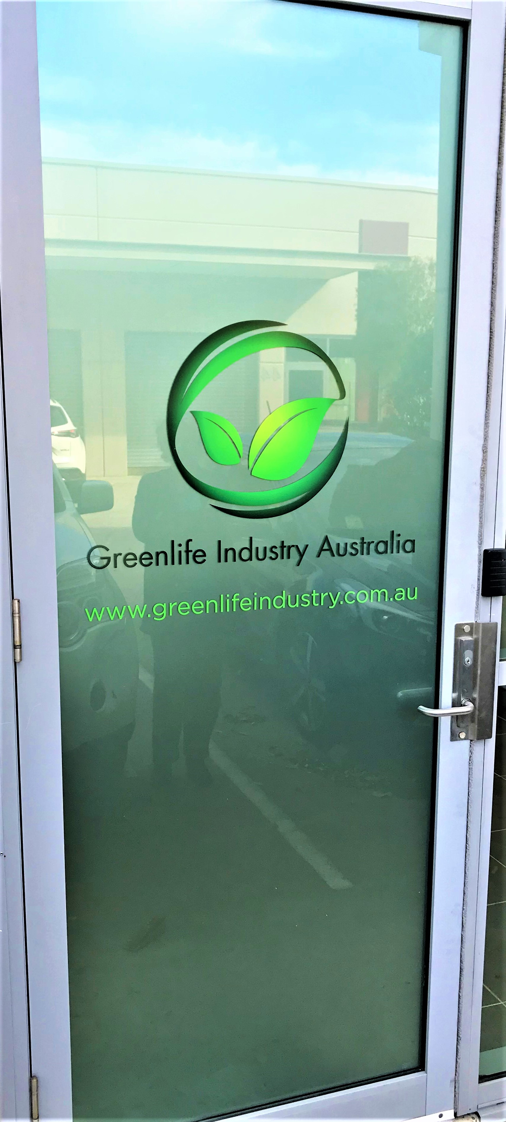 Greenlife Entry General Signage NSW