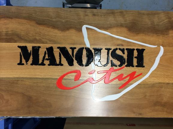 Manoush Rotary Engraved NSW