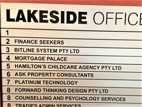 Lakeside Slat Directory Directories NSW