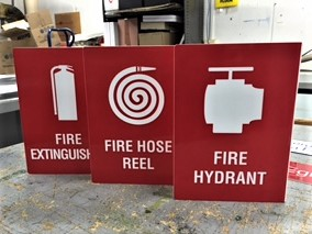 Statutory Fire Signage Safety Signage NSW
