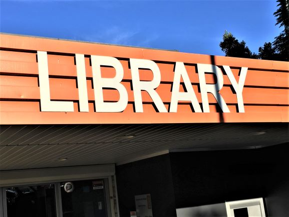 Baulkham Hills Library Laser Cut Letters & Shapes NSW