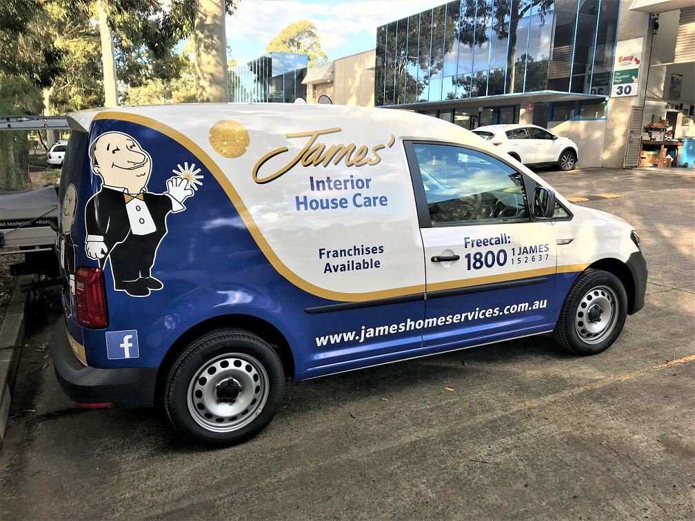 James Interior Care Vehicle Decoration NSW