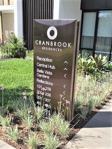 Cranbrook Lightbox LED & Backlit NSW