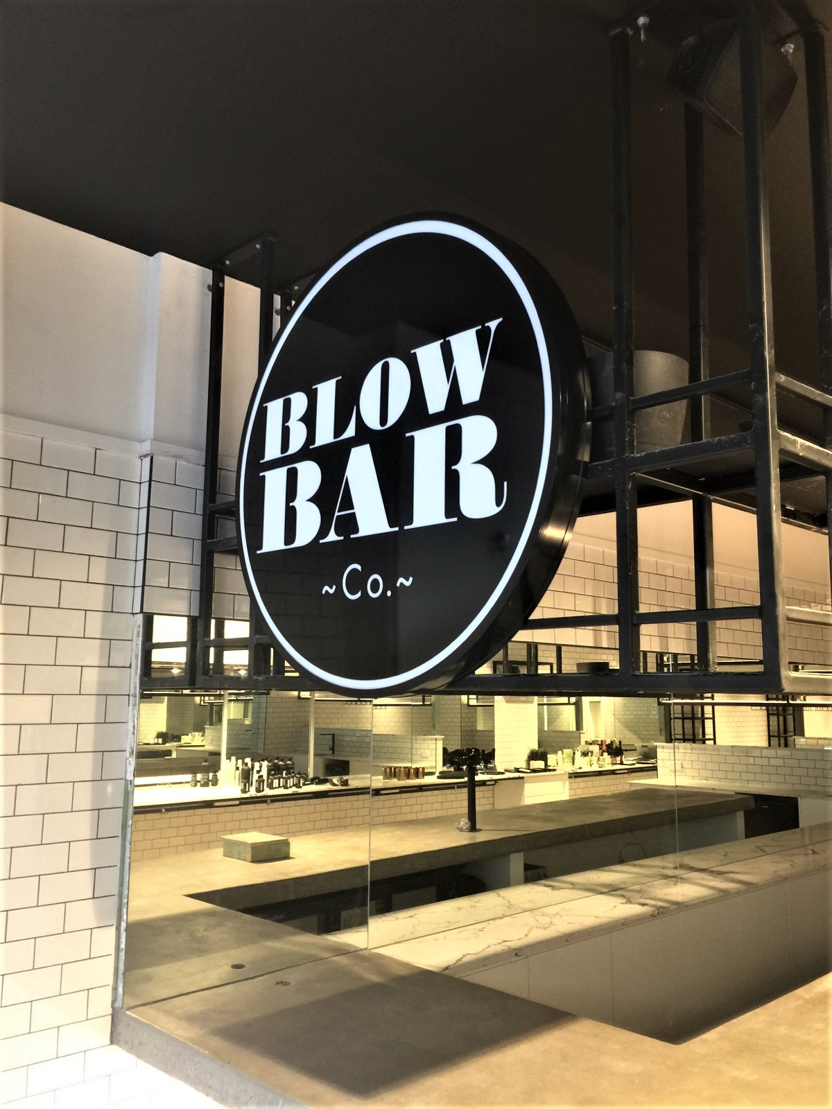 Blow Bar LED & Backlit NSW