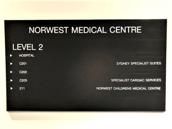 Norwest Medical Centre Directories NSW