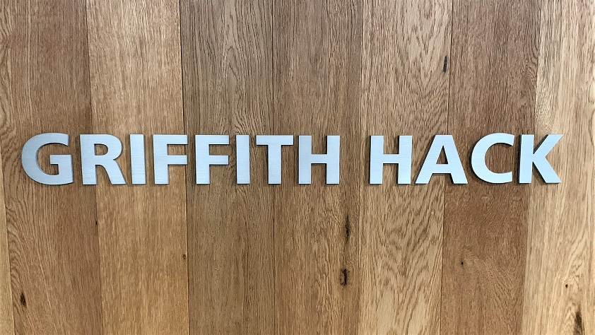 Griffith Hack Laser Cut Letters + Logos NSW