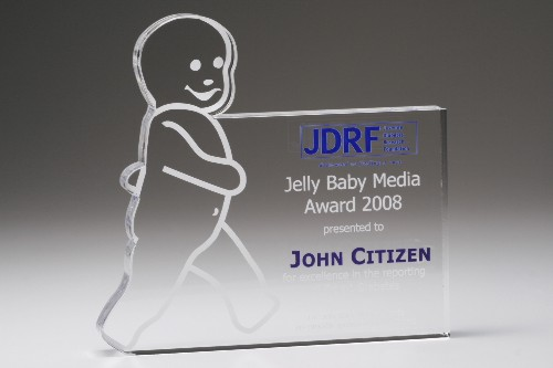 Jellybaby Custom Desktop and Plaques NSW