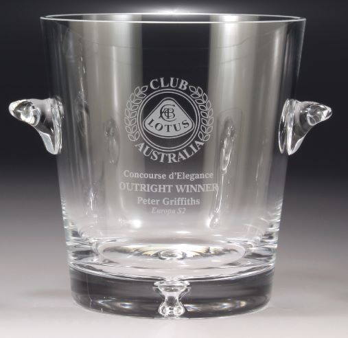 Glass Ice Bucket Glass NSW