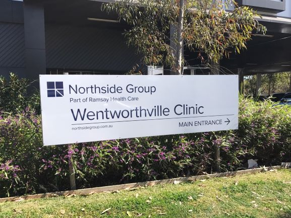 Northside West External General Signage NSW