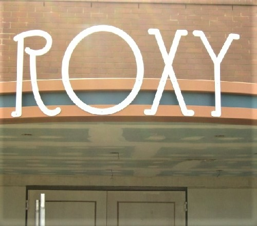 ROXY Laser Cut Letters & Shapes NSW