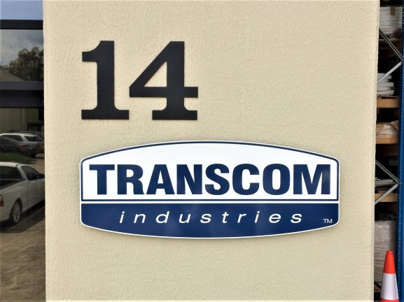 Transcom General Signage NSW