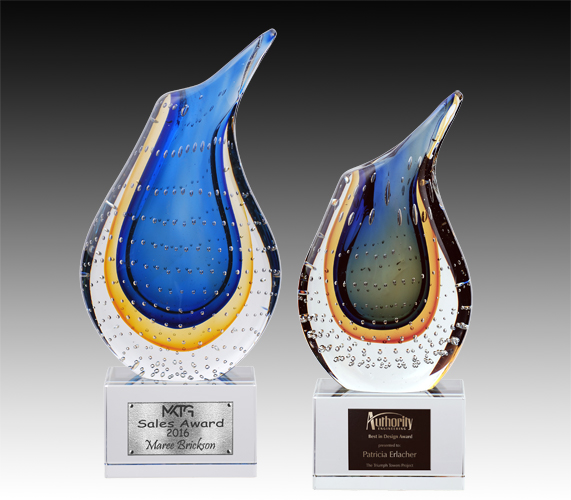 Art Series Crystal Vase MIRELLA Crystal NSW