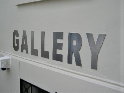 Gallery General Signage NSW