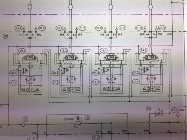 Circuit Diagram Laser Engraved NSW