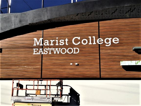Marist Brothers Eastwood 1 Laser Cut Letters & Shapes NSW